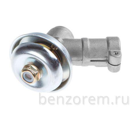 Редуктор для бензокосы 7 зубов штанга 24 мм