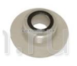 Привод (червяк) маслонасоса для китайской бензопилы 4500/5200/5800