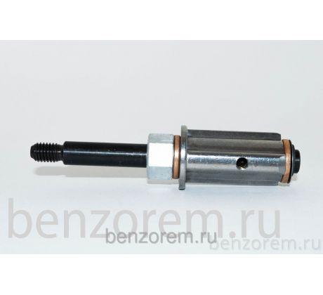 Редуктор для бензокосы Stihl fs38/45 (корпус подшипника, хвостовик)