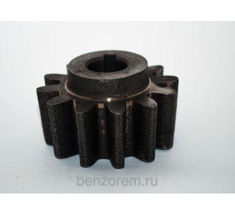 Шестерня для бетономешалки 12 лучей